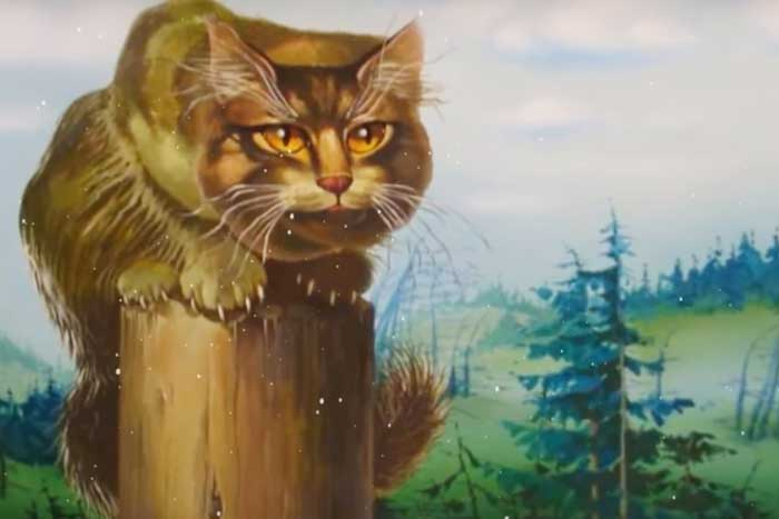 Картинки сказочного кота (9)