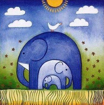 Картинки слон рисунок и картинки (2)