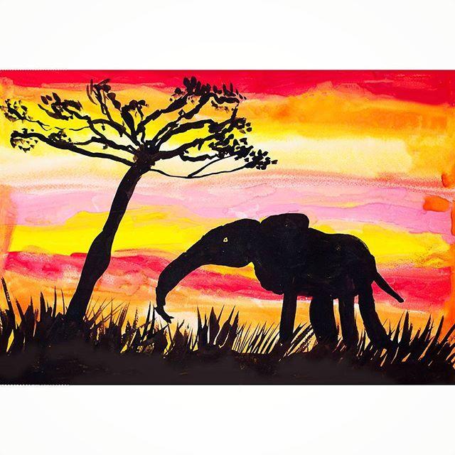 Картинки слон рисунок и картинки (22)