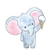 Картинки слон рисунок и картинки (29)