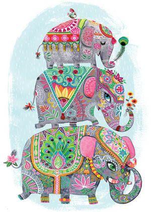 Картинки слон рисунок и картинки (3)