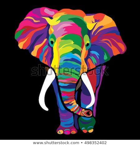 Картинки слон рисунок и картинки (4)