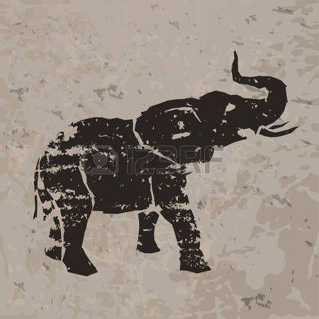 Картинки слон рисунок и картинки (5)