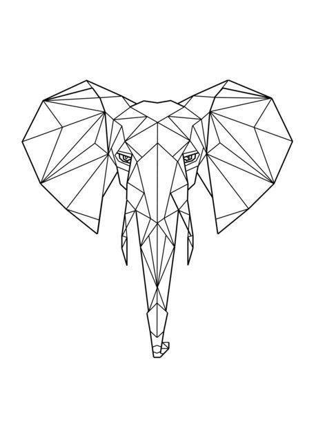 Картинки слон рисунок и картинки (7)