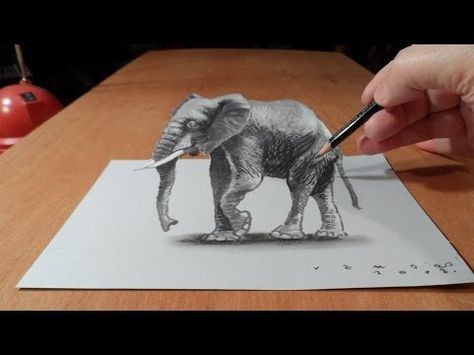 Картинки слон рисунок и картинки (9)