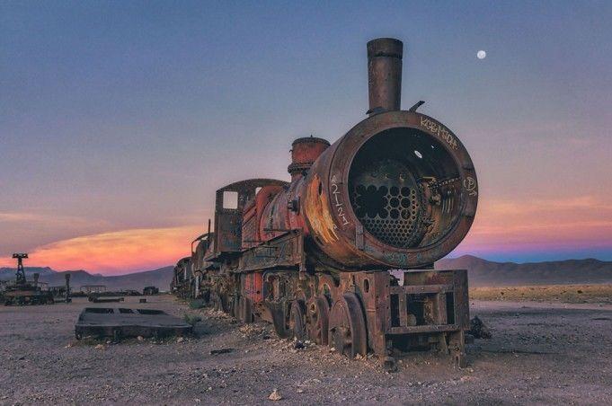 Картинки старых поездов - подборка фото (10)