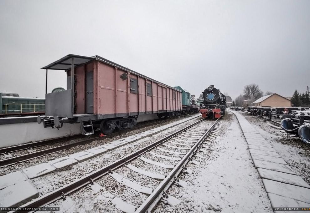 Картинки старых поездов - подборка фото (13)