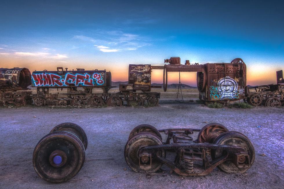 Картинки старых поездов - подборка фото (14)