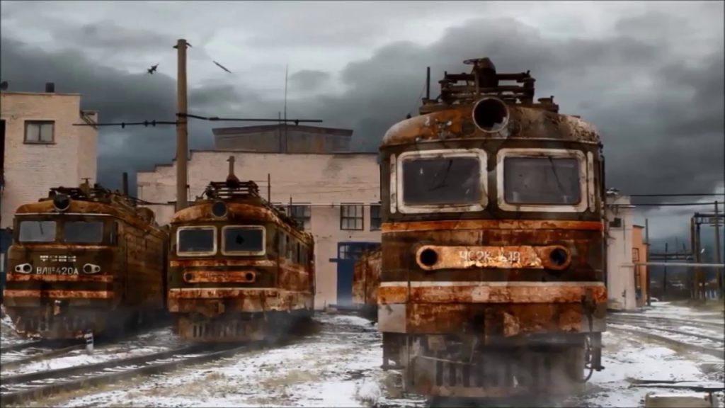 Картинки старых поездов - подборка фото (15)