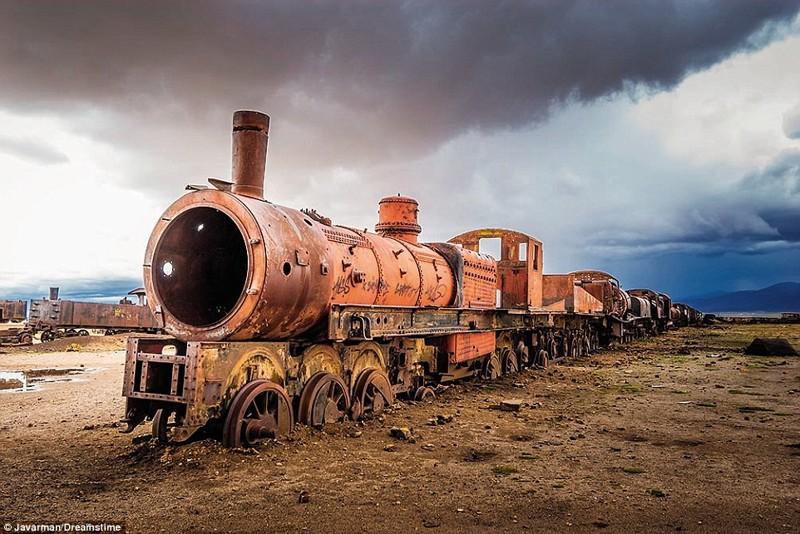 Картинки старых поездов - подборка фото (16)