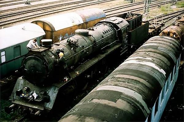 Картинки старых поездов - подборка фото (20)