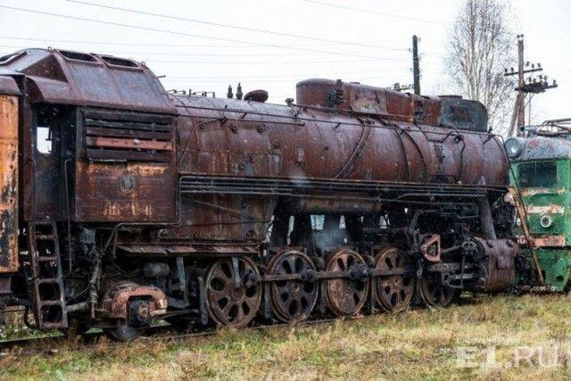Картинки старых поездов - подборка фото (4)