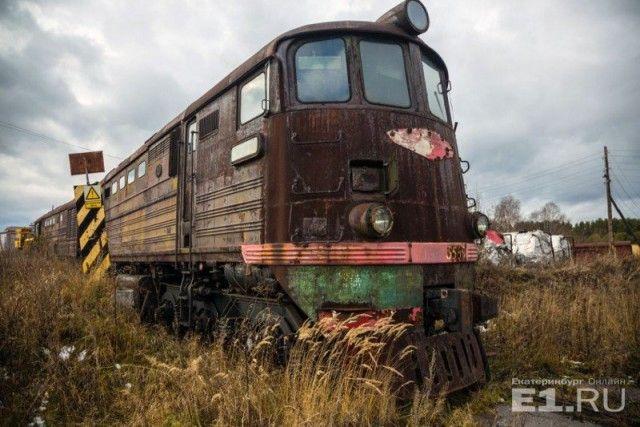 Картинки старых поездов - подборка фото (6)
