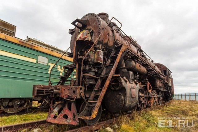 Картинки старых поездов - подборка фото (7)