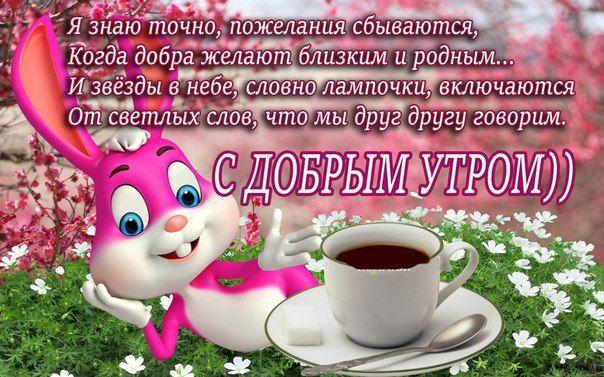 Картинки с добрым утром и хорошим днем женщине (15)