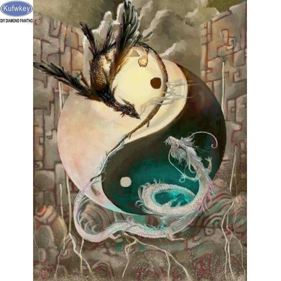 Картинки тату Китайский Дракон - подборка фото (19)