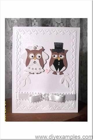 Квиллинг открытки свадебные - красивые фото (13)