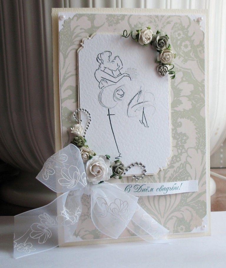 Квиллинг открытки свадебные - красивые фото (15)