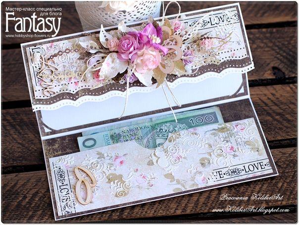 Квиллинг открытки свадебные - красивые фото (18)