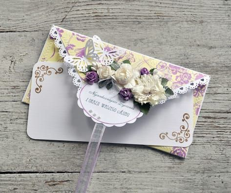 Квиллинг открытки свадебные - красивые фото (2)