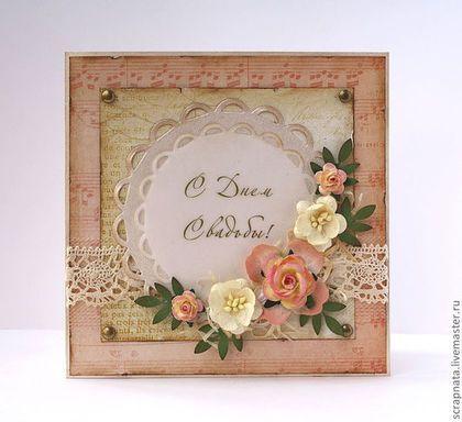 Квиллинг открытки свадебные - красивые фото (9)