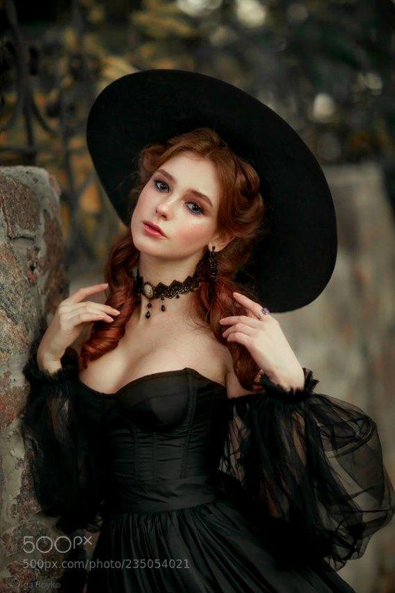 Косплей девушки рыжие - фотографии (17)