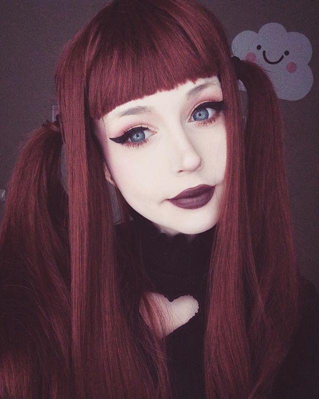 Косплей девушки рыжие - фотографии (18)