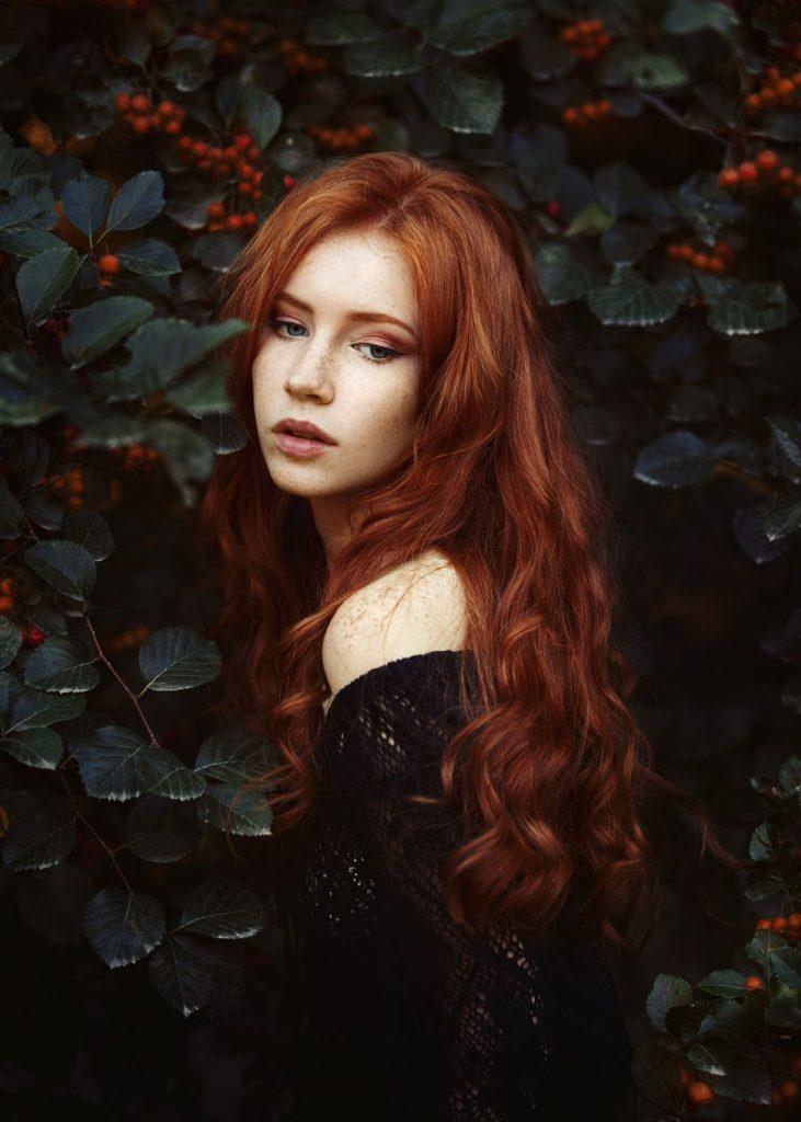 Косплей девушки рыжие - фотографии (2)
