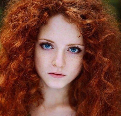 Косплей девушки рыжие - фотографии (23)