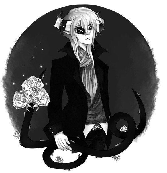 Косплей демона ская - арты и картинки (11)