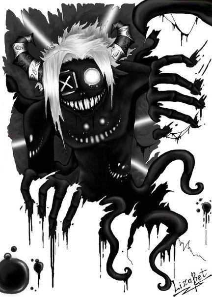 Косплей демона ская - арты и картинки (6)