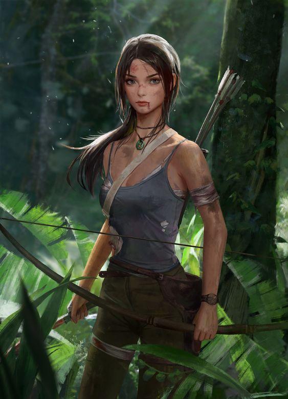 Косплей Tomb Raider - картинки и фото (1)