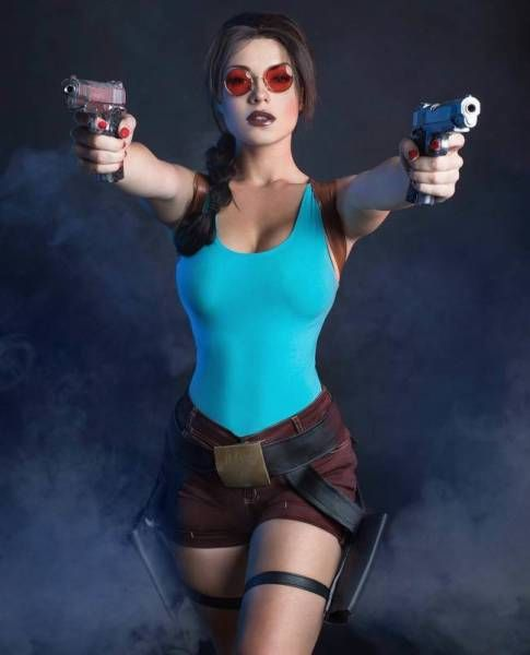 Косплей Tomb Raider - картинки и фото (12)