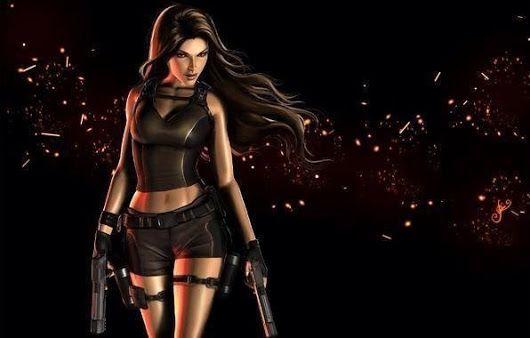 Косплей Tomb Raider - картинки и фото (14)