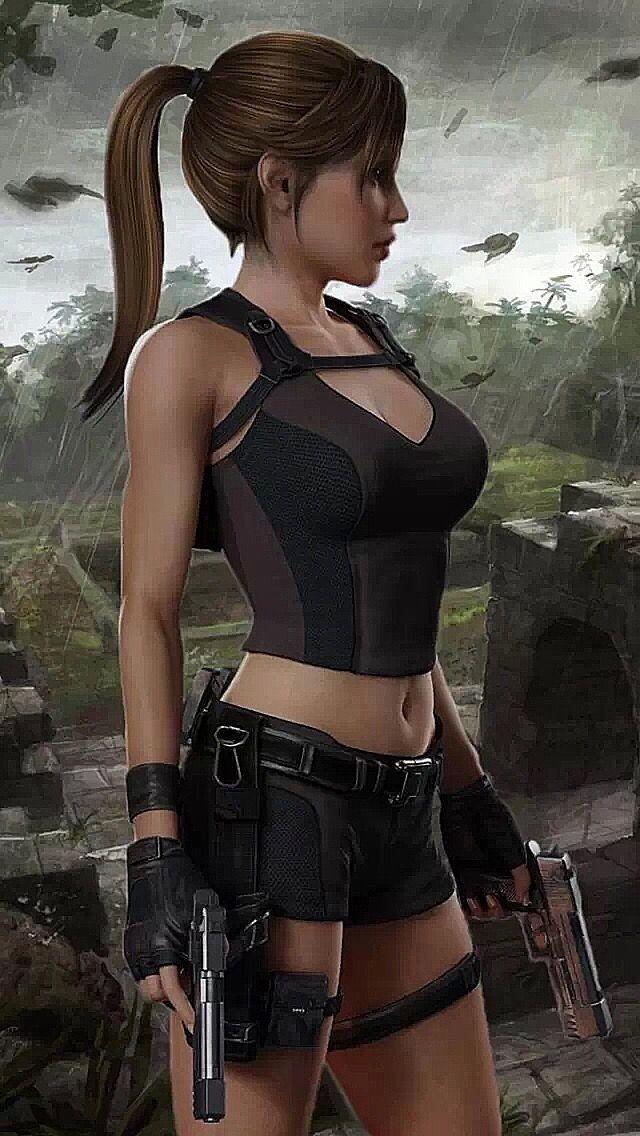 Косплей Tomb Raider   картинки и фото (15)
