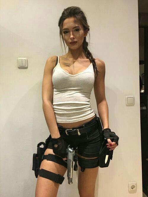 Косплей Tomb Raider - картинки и фото (7)