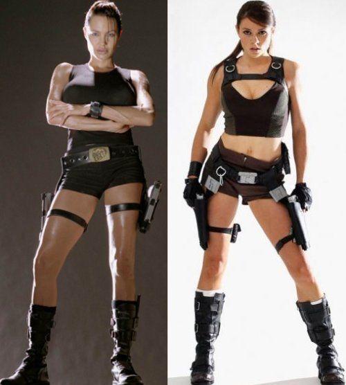 Косплей Tomb Raider - картинки и фото (8)