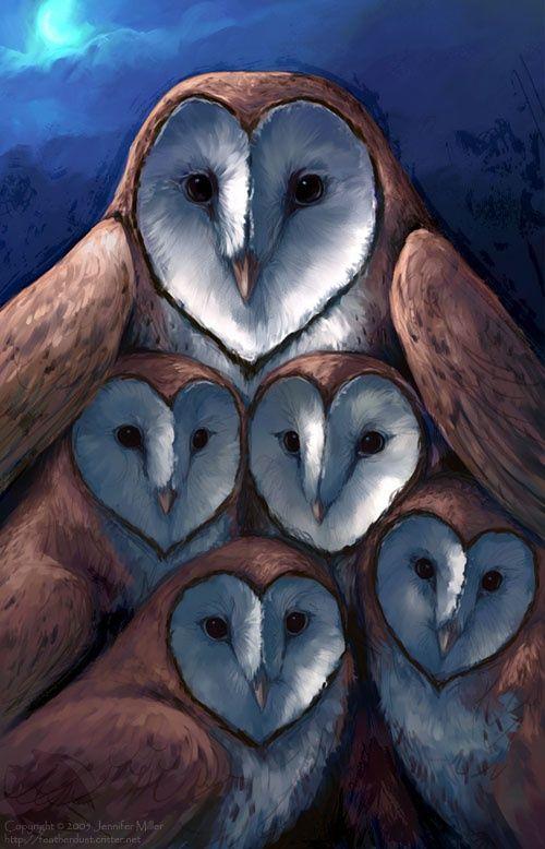 Красивые картинки Легенды Ночных Стражей (14)