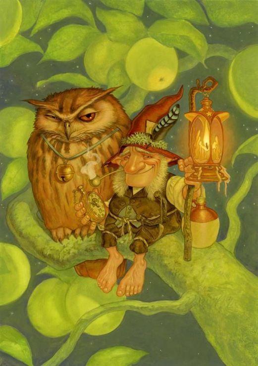 Красивые картинки Легенды Ночных Стражей (16)