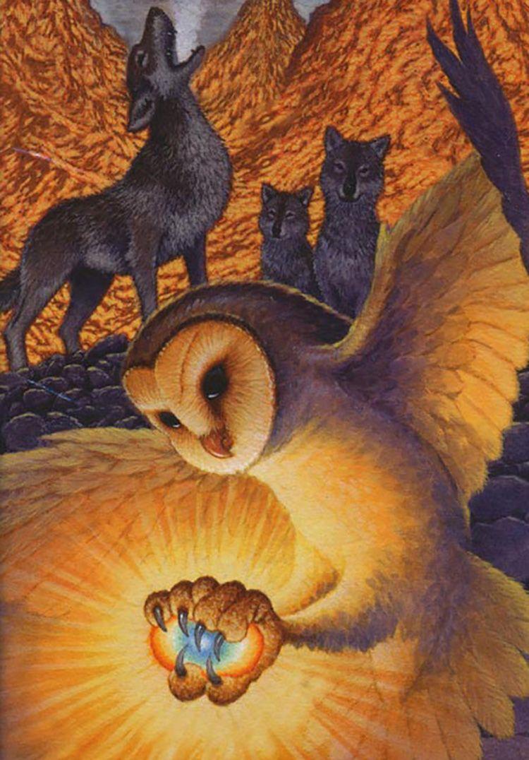 Красивые картинки Легенды Ночных Стражей (4)