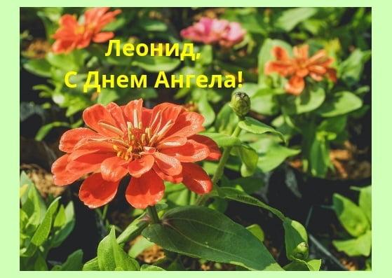 Красивые картинки на именины Леонида с днём ангела (11)