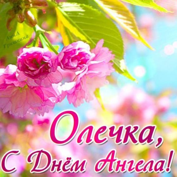 Красивые картинки на именины Ольги с днём ангела (13)