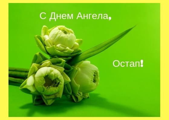 Красивые картинки на именины Остапа с днём ангела (12)