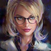 Красивые картинки образа Харли Квин актрисы Марго Робби (1)