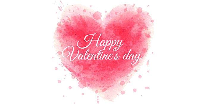 Красивые картинки с днем святого Валентина 14 февраля - очень милые (13)