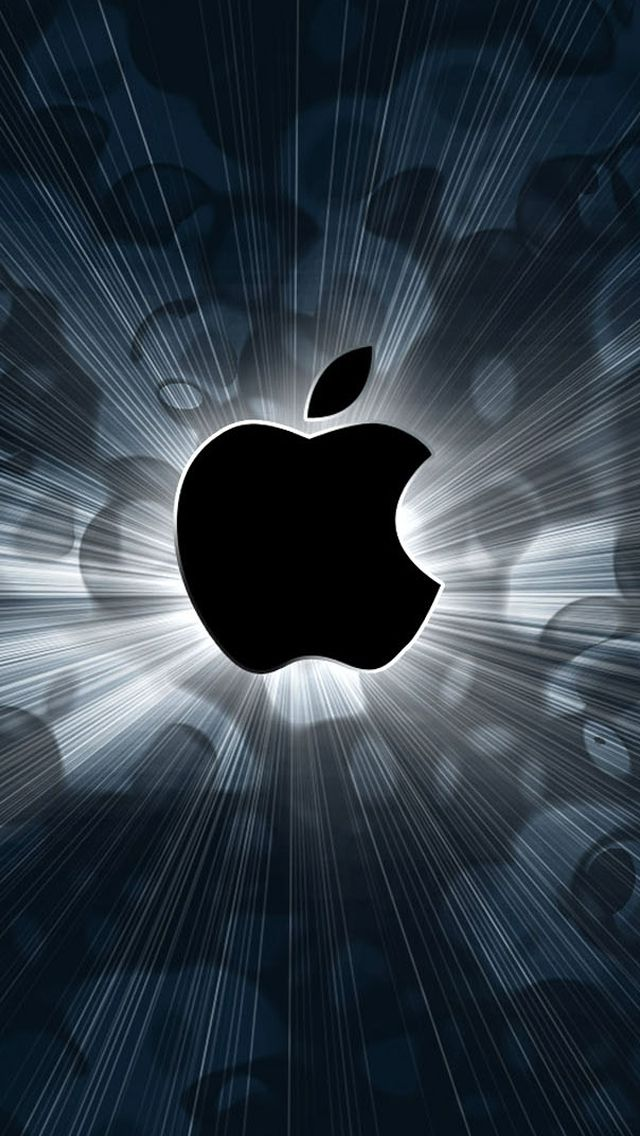 Красивые логотипы Айфон в хорошем качестве (5)