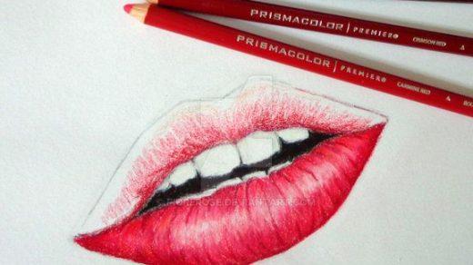 Красивые рисунки цветным карандашом   подборка (1)