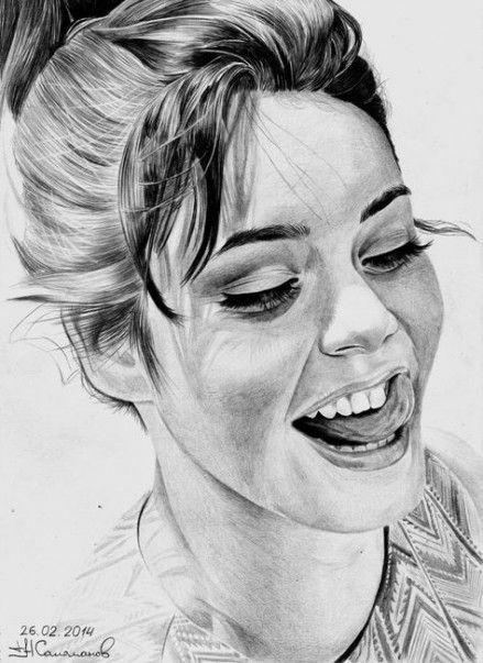 Красивые рисунки цветным карандашом - подборка (12)