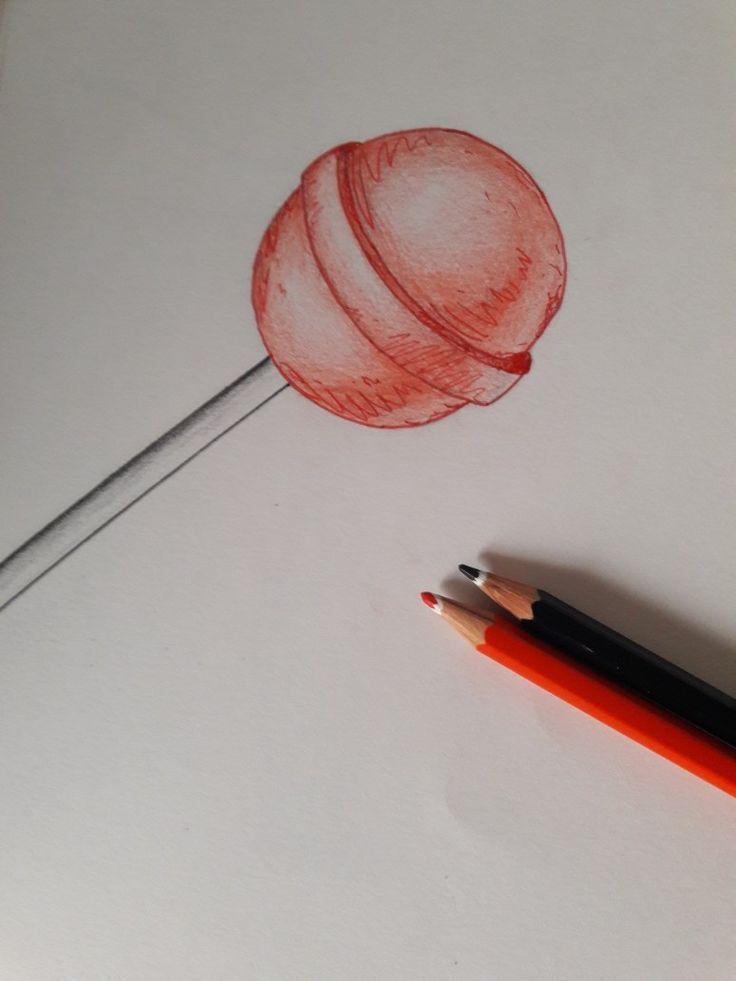 Красивые рисунки цветным карандашом - подборка (13)