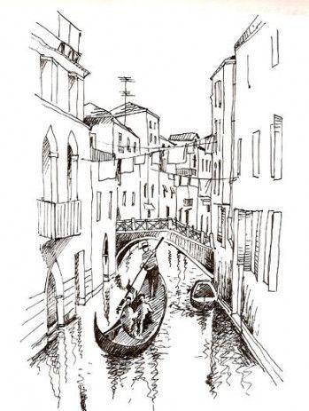 Красивые рисунки цветным карандашом - подборка (16)